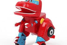 Gogo Dino / Korea Toy