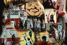 Basketball Collages / Guys and Gals Basketball players photographed by this photographer.