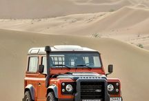 Land Rovers / LAND ROVERS