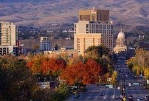 Love you Boise, Idaho!  / by Susan Lentell