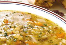 Recette de soupe aux pois diabétique