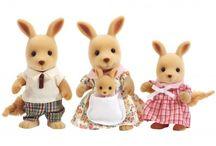 Sylvanian Families Rodzina Kangurków / Wyjątkowe zabawki dla dzieci marki Sylvanian Families