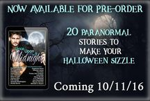 Once Upon A Midnight / Paranormal Romance Anthology of 20 NYT, USA Today, and Bestselling Authors. All proceeds will be donated to charity.