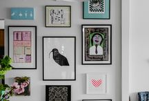 Add a gallery art wall