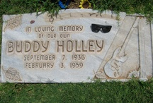 Buddy Holly Lubbock / Buddy's home town of Lubbock' Texas