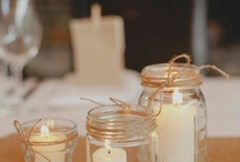 Wedding - Cakes & Table Decorations