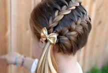girly hair
