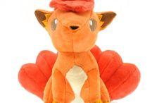 pokemon plysaci Vulpix