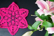 Merenda Crochet / Crochet products from Merenda are uniquely designed and carefully handmade