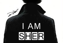 "I AM SHERLOCKED / ""I'm not a psycopath, I am high functioning sociopath. Do your research."""