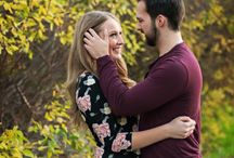 Engagement Photography- Amanda Abel Photography / Engagement Photography by Amanda Abel Photography