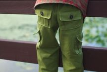 Sewing for Boys: Pants and Shorts