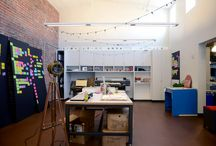 Pinterest HQ / A peek into our pintastic office in San Francisco! / by Life at Pinterest