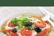 Hverdagsinspirasjon / Inspirasjon til en sunnere og smakfull hverdag - Middag oppskrift | Sunn middag | Rask middag | Lekker middag | Kylling middag | Laks middag | Enkel middag | Nyttig mat | Sunne oppskrifter | Mat oppskrift