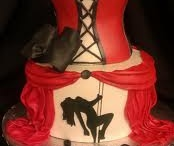 Moulin Rouge themed party