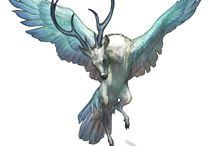 Animal Phoenix Wings