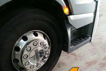 A4T Inox Division / All4Truckers - Accesorios de acero inoxidable para decorar, tunning del camión