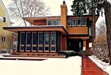 Architecture in Minneapolis / Building inspirations.
