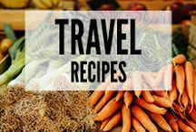 Travel Recipes / Travel recipes that can be made around the world from your hostel