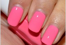 pretty nails / by Jennifer Rojas
