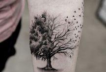 Tattoo trees