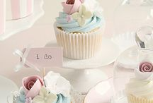 Cakes & Something Sweet / by WeddingDresses.com