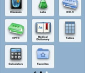 Medical Apps for iPhone / by Claude Moore Health Sciences Library