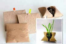 packaging plantes