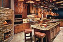 cocinas rusticas