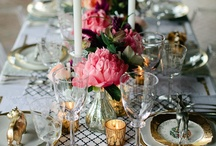 Tablescape / by Nichole Loiacono