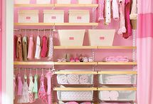 Great Closets / These are examples of closets that I love. Well organized, chic and perfect for adults or children.