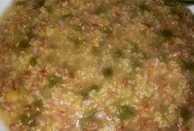 Vegetali / Tutto il mondo dei vegetali: zuppe, minestre, torte salate, contorni, e tanta tanta salute per tutti!