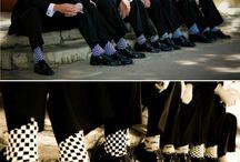 Checkered Wedding Theme