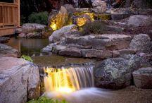 wonderful water / water garden features