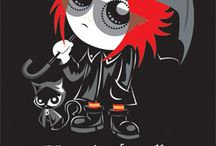 Ruby Gloom