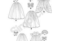 Disney Costume patterns