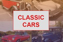 Classic Cars / A Selection Of Classic Cars From Our Auctions In Poole, Dorset #classiccars
