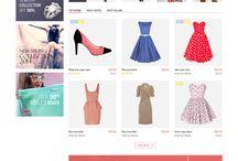 E-Commerce Design Reference