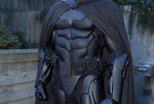 Becoming the BATMAN