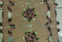 Artesanatos em Crochê