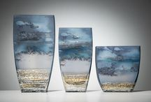 Mary Melinda Wellsandt, Studio Seven Arts / Hand created glass by Mary Melinda Wellsandt
