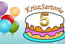 Happybirthday KriszSartoria
