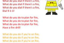 Fire safety / by Jackie Bolton