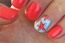 Accent Nail Nail Art / Accent Nail Nail Art Ideas & Inspiration.