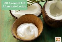 DIY Shave Oil, Shaving Balm, Shaving Cream / Art of shaving...all natural and on a budget.