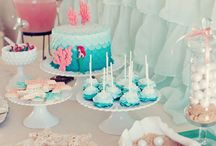 Mermaid Birthday for SEA