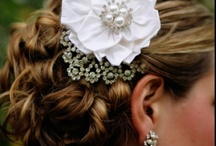 Outdoor Wedding Hairstyles / Beach / Outdoor / Destination Wedding Hairstyles, suitable for breezy conditions...  / by Lisa Hutchinson