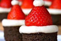 Christmas finger food / Christmas finger food