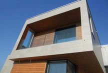 Villa moderna a Caravaggio (BG) / Villa moderna in legno realizzata a Caravaggio (BG)  Studio Tironi  https://www.marlegno.it