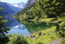 Mountain Destinations / US National Parks and mountain holidays in Europe